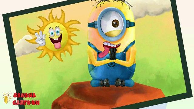 Minions - Compilation of All #minions Superhero Adventures Mini Movies ~ Funny Cartoon [4k