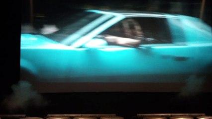 Immersion dans la salle de cinéma 4DX française