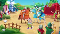 Vincelot: An Interactive Knights Adventure (Tivola Publishing GmbH) - Best App For Kids