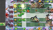 Plants Vs Zombies 2 - Massive Christmas Zombies