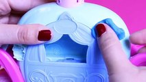 Play Doh Cinderella Magical Carriage Disney Princess Cinderella Play Dough Clay Hasbro Toy