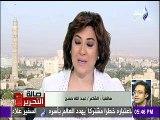 عزة مصطفى تبكى على الهواء بسبب قصيدة شعرية عن فضل الأم