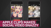Apple Clips makes it simple to craft viral videos
