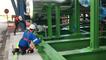 Une machine de 60 tonnes installée sur le site du Syvedac