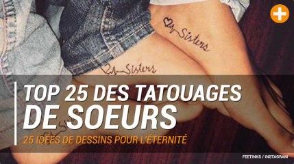 Tatouages De Sœurs 25 Idees De Dessins Pour L Eternite