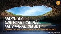 Marietas : la plage cachée de playa del amor... Sublime !