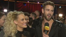 EXCLUSIVE: Peta Murgatroyd and Nick Viall on Double Dating and Competition in the 'DWTS' Ballroom