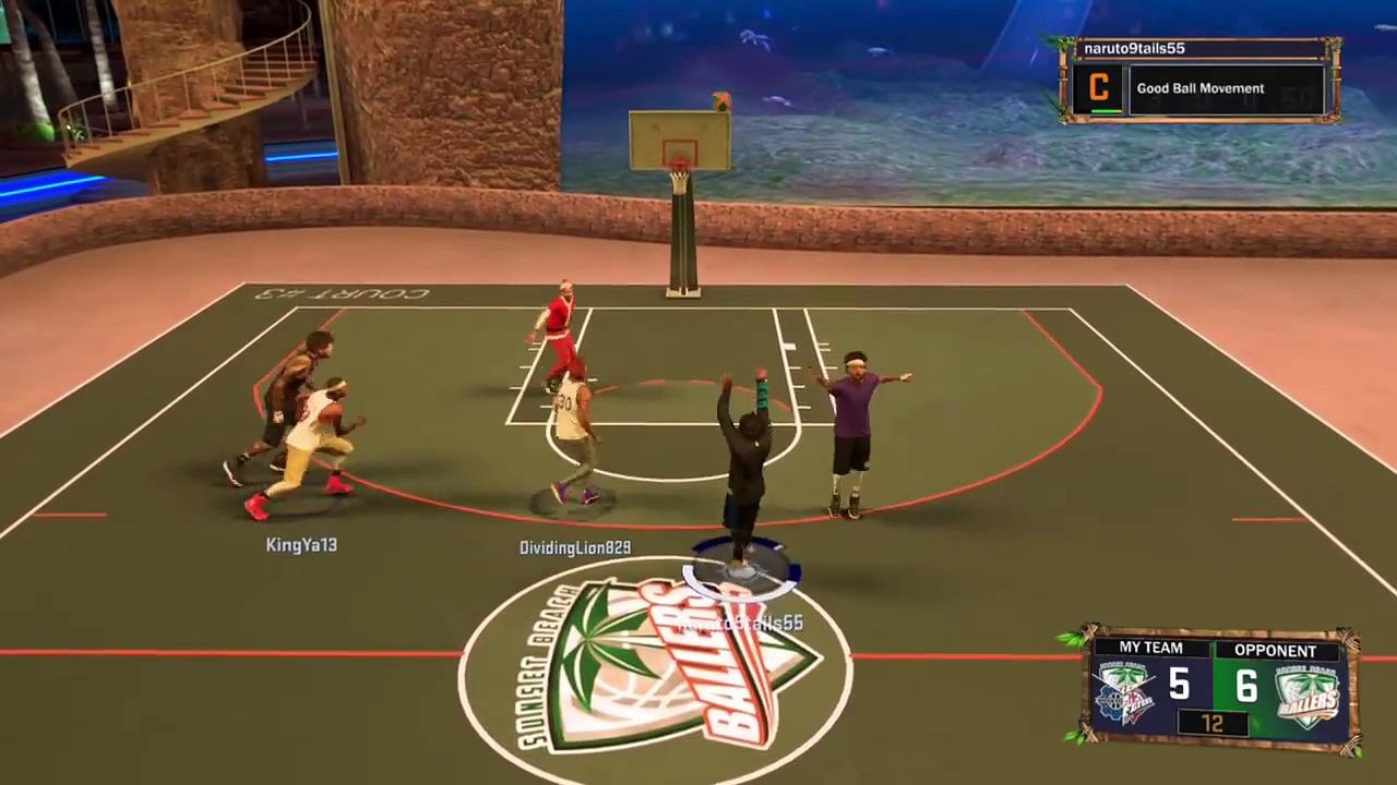 NBA 2K17 Highlights 2