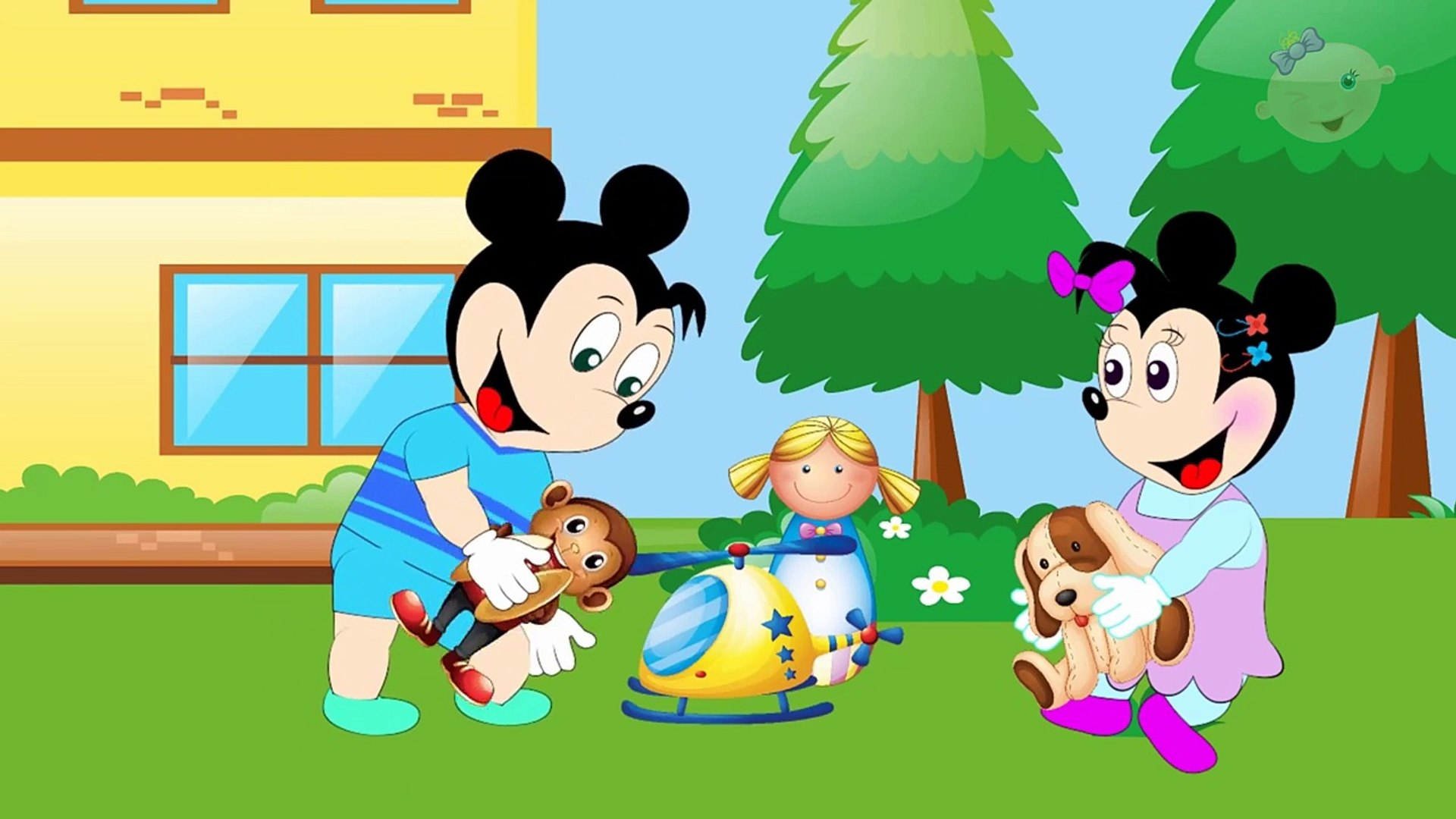 Mickey Mouse Babie Chase Robbers Goofy Babie Police In Prison Minnie Mouse Donald Duck N Video Dailymotion