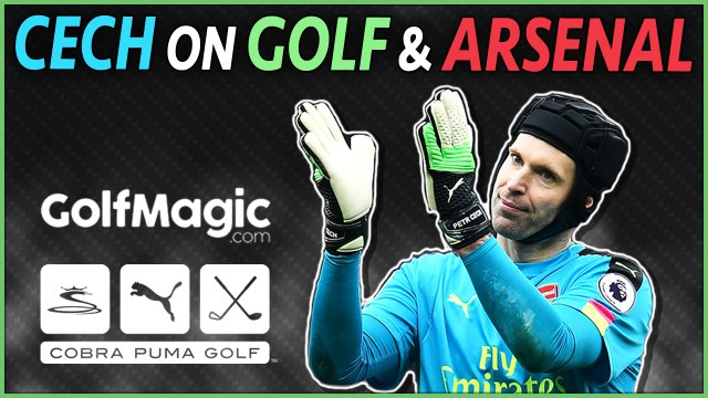 Petr Cech talks to GolfMagic | Arsenal Golf Challenge Series