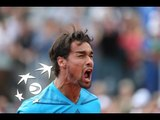 Highlights: Fabio Fognini (ITA) v Andy Murray (GBR)