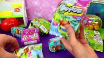 SHOPKINS Giant PLAY DOH EGG ❤ Shopkins Fluffy Baby Egg 12-Pack Season 2 & Blind Bags Disne
