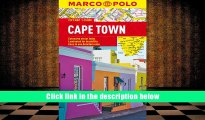 READ book Cape Town Marco Polo City Map (Marco Polo City Maps) Marco Polo Travel Publishing For Ipad