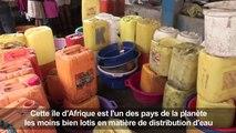A Madagascar, la galère quotidienne de la corvée d'eau