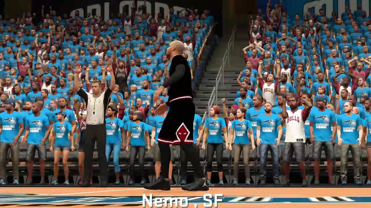 NBA 2K17 Nemo's Highlights
