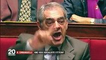Henri Emmanuelli : une voix socialiste s'éteint