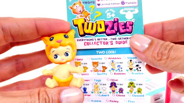 NEW Twozies by Moose Toys Baby Doll & Pet Animals Blind Bags + NEW Shopkins by DisneyCarTo