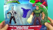 Ultimate Spider-Man Vs. Sinister 6 Iron Spider Battles Titan Hero Series Sandman