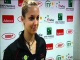 Fed Cup Interview: Sabine Lisicki