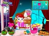 Baby Lulu at Halloween - Halloween Baby Game for little kids