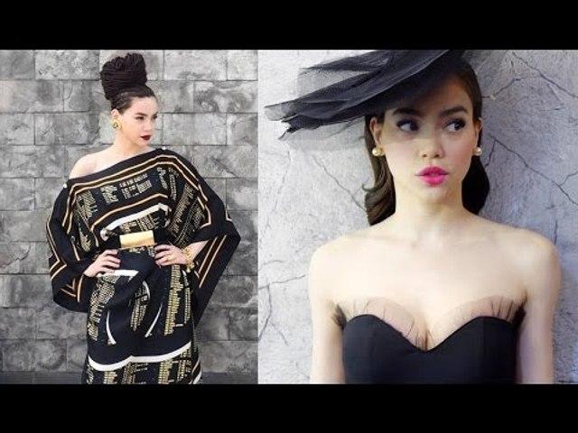 Những kiểu tóc chỉ Hồ Ngọc Hà mới đủ đẹp để chạy theo -Tin Việt 24H   Godialy.com
