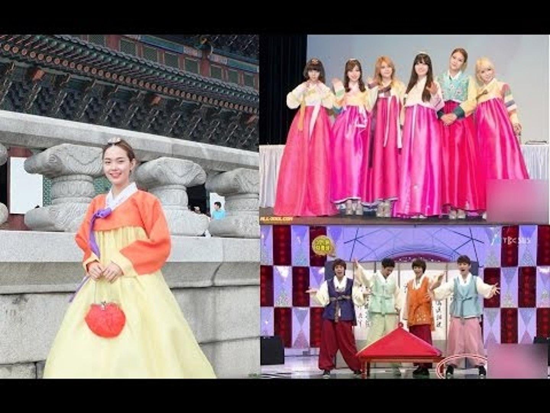 Minh Hằng mặc hanbok đi giày thể thao cũng chưa lố bằng loạt sao Hàn này -Tin Việt 24H