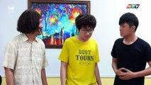 Gia đình là số 1 sitcom - tập 36 full- phim viet nam - Tiến Luật, Phát La, Tuấn Kiệt hoảng sợ khi Thu Trang nổi điên