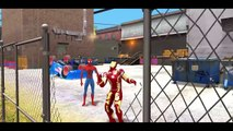 Disney Cars Lightning McQueen SPIDERMAN HULK IRON MAN SKATEBOARD PARTY & Nursery Rhymes SO