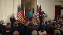 'Nice, friendly reporter': Trump reacts to German reporter's harsh question
