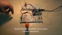 Yaya Geçidi - Arduino - Öğrenci Projesi - Proje Tanıtım Videosu - Mblock