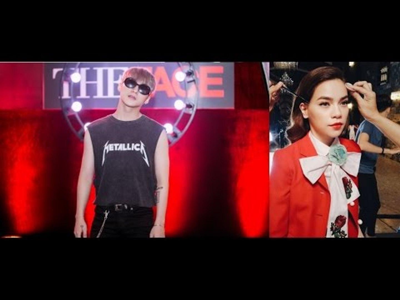 Sơn Tùng muốn là thành viên của đội Hồ Ngọc Hà đề cử ông Bầu Quang Huy tham gia The Face