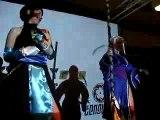 Cosplay FJV Groupe Samurai Shodown