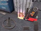 Extreme Forklifting 2 (By Jan Rigerl) - iOS / Android / Steam - Gameplay Video