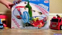 Thomas Trains Motorized Raceway MINIS Playset with James - Thomas et ses amis Circuit Motorisé Minis-NYAXxw_pE