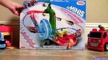 Thomas Trains Motorized Raceway MINIS Playset with James - Thomas et ses amis Circuit Motorisé Minis-N
