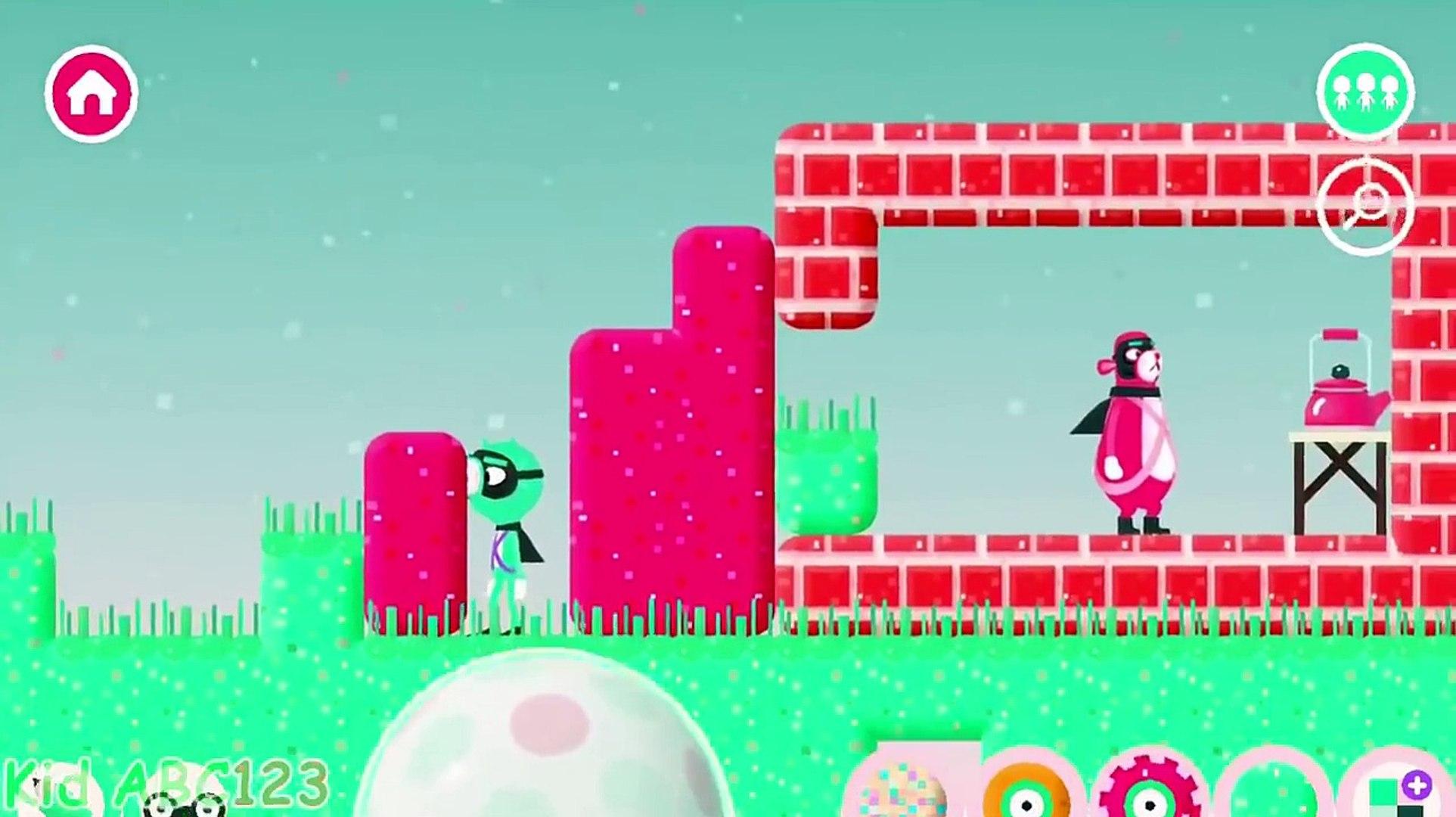 Toca Blocks Game (Toca Boca) Part 1 - Education Apps for Kids