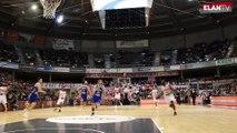 ELAN TV - 1/4 de finale retour de la FIBA EUROPE CUP - Après match Elan vs Cibona Zagreb