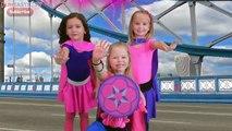 London Bridge is Falling Down | Nursery Rhymes | Kids Songs | London Bridges