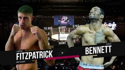 #TFC3   Lawrence Fitzpatrick vs Charles Bennett