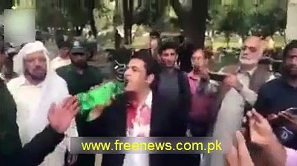 Entire Media Channel Blackout this Video of Punjab University Incident
