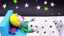 Baby Hulk vs elsa and joker superhero in real life stop motion animation moives hulk baby