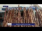Tirupati: Red sandalwood worth Rs 1 crore 7 lakhs seized, 8 arrested  - Oneindia Tamil
