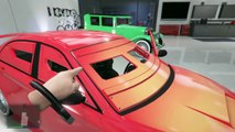 Grand Theft Auto V First PS4 Modded Account Showcase