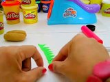 Play Doh Hot dog ☀ How to make Playdough Hot dog ☀ How to make Play Doh Food