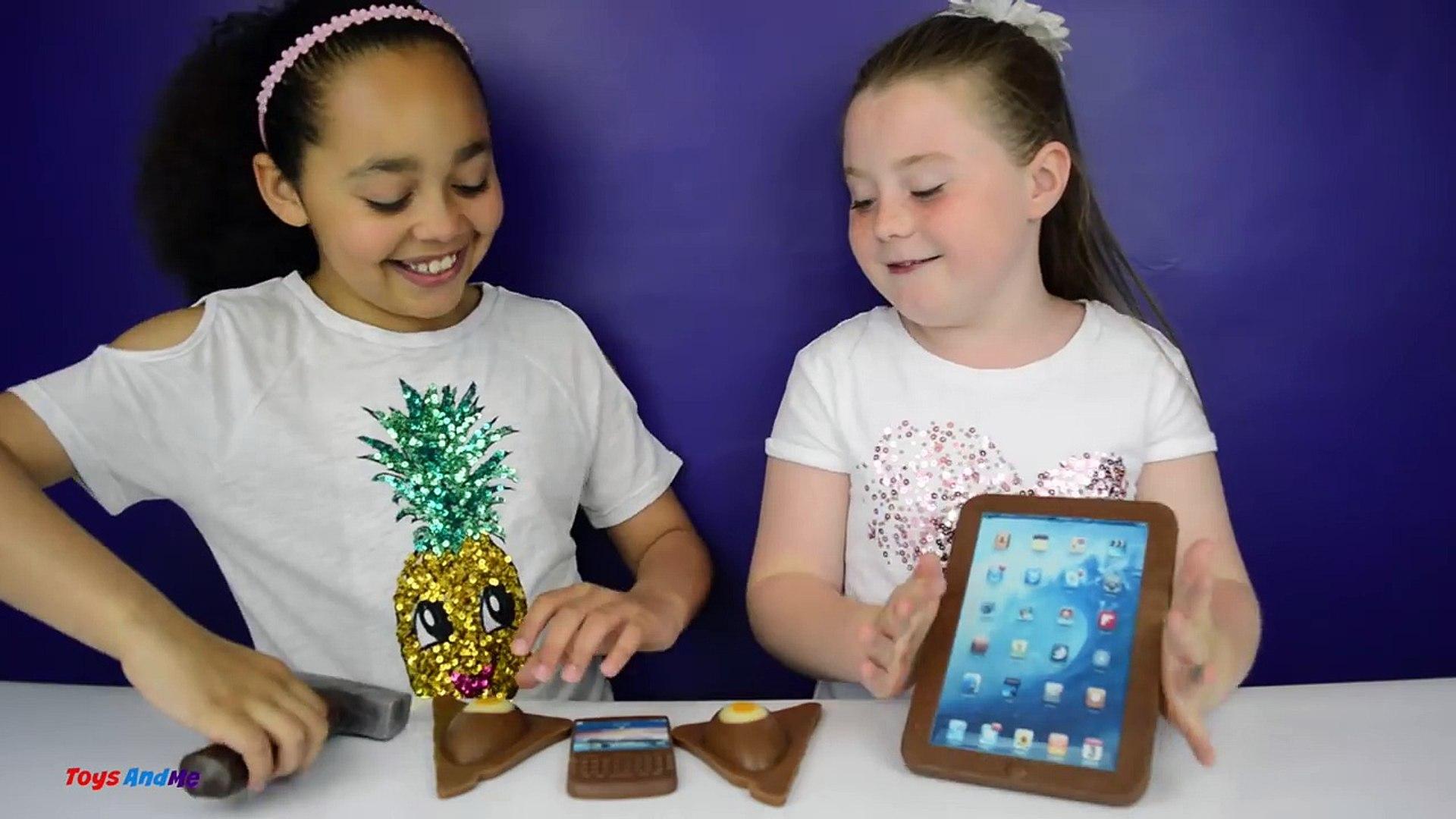 Трепку с с с с с с кекс шоколад яйцо Молот сэндвич сюрприз Ipad iphone