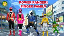 Paw Patrol Power Rangers Finger Family Song for Kids Children Babies - Nursery Rhymes Song