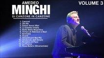 Amedeo Minghi - Di canzone in canzone (live collection cd 3) Il meglio della musica Italiana