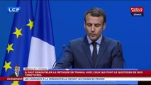 Emmanuel Macron hué par les maires en appelant à de nouvelles baisses de dépenses communale