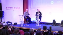 Parlons Travail : débat avec Alexis Corbière, porte-parole de Jean-Luc Mélenchon