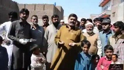 Dekhiye Talal Chaudhry ke halqay ki awaam unke bare main kia raye rakhti hai - Watch video